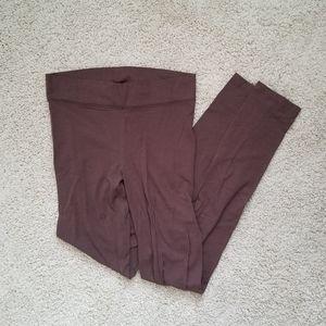 Wet seal brown leggings